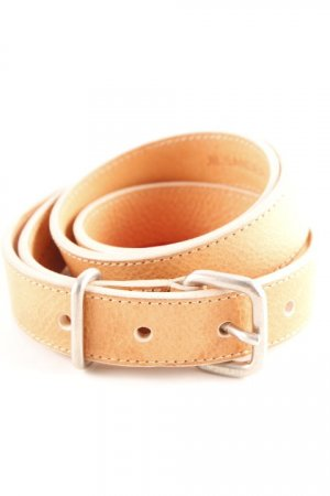 Jil Sander Belt Buckle light brown casual look