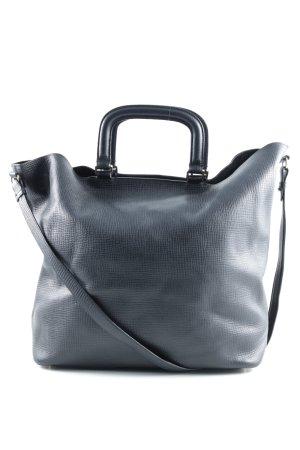 Jil Sander Handtasche schwarz Elegant