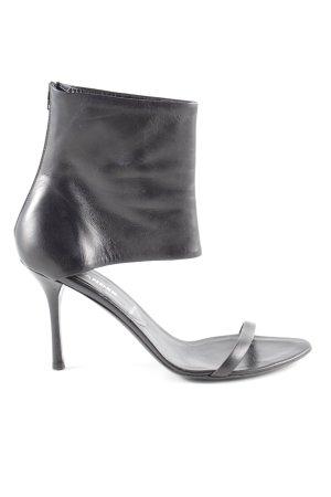 Jil Sander High Heel Sandal black casual look