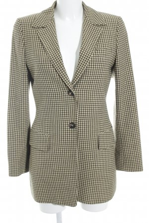 Jil Sander Long-Blazer Karomuster Business-Look