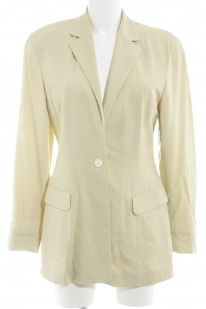 Jil Sander Long-Blazer sandbraun Business-Look