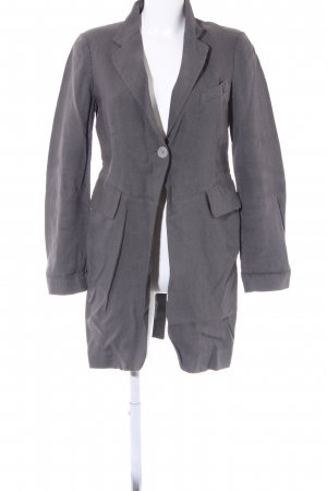 Jil Sander Long Blazer taupe business style
