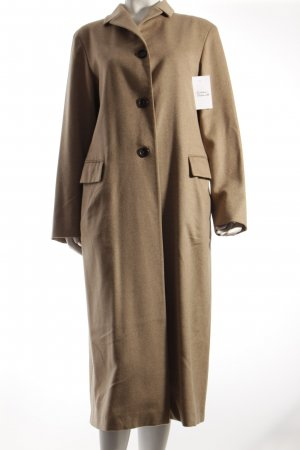 Jil Sander Cappotto color cammello look vintage