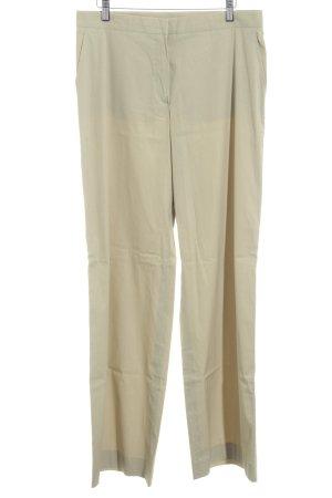 Jil Sander Pantalón anchos beige estilo sencillo