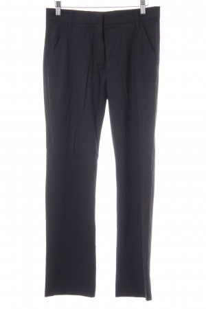 Jil Sander Marlene Trousers black business style
