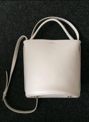 Jil Sander Medium Handle Bag weiß neu!