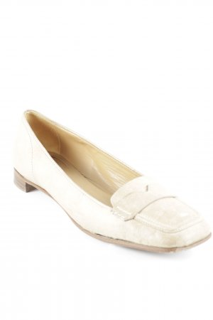 Jil Sander Scarpa slip-on color cammello stile casual