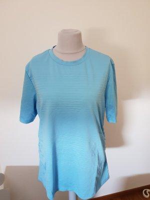 Jil Sander Shirt hellblau Gr. XL =44 Neu ohne Etikett