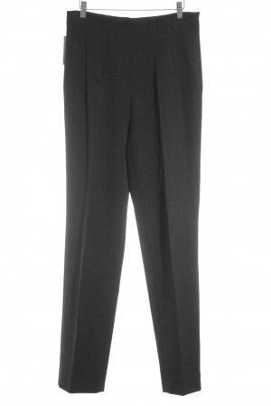 Jil Sander Stoffhose anthrazit meliert Business-Look