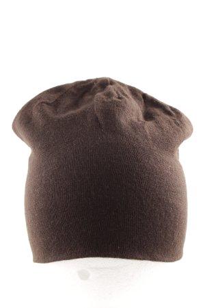 Jil Sander Fabric Hat brown casual look