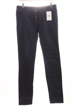 Jil Sander Straight-Leg Jeans dunkelblau Casual-Look