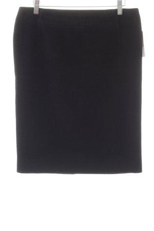 Jil Sander Wool Skirt black classic style