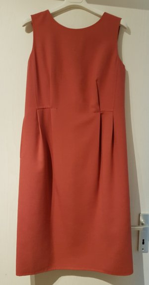 Jil Sander Wool Darted Dress
