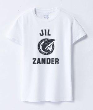 JIL ZANDER T-Shirt Très Click weiss M