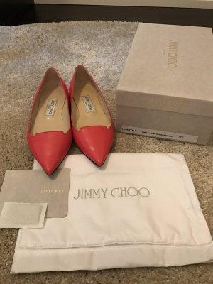 Jimmy Choo Attila Flats Gr 37