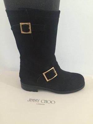 Jimmy Choo Biker Boots Gr. 36