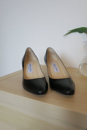 Jimmy Choo Black Heels, Gr. 38