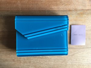 Jimmy Choo Box Clutch Acryl