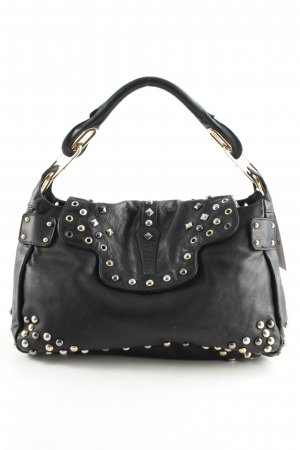 Jimmy Choo for H&M Henkeltasche schwarz Casual-Look
