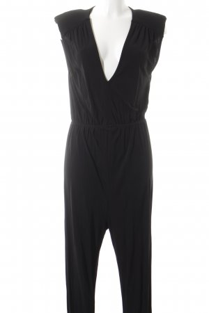 Jimmy Choo for H&M Jumpsuit schwarz Elegant