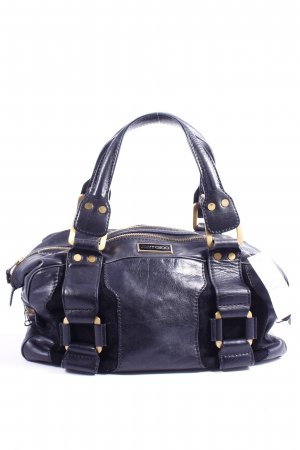 Jimmy Choo Handtasche schwarz Street-Fashion-Look