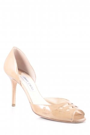Jimmy Choo High Heel Sandaletten beige Casual-Look