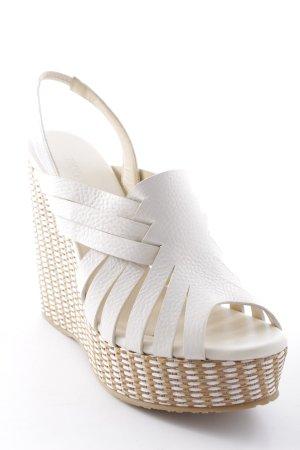 Jimmy Choo High Heel Sandal cream-beige elegant