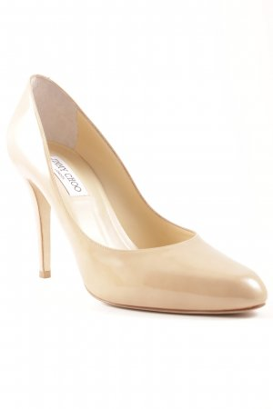 Jimmy Choo High Heels creme Elegant