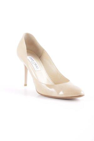 Jimmy Choo High Heels creme Elegant
