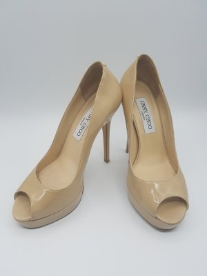 JIMMY CHOO High Heels nude/36