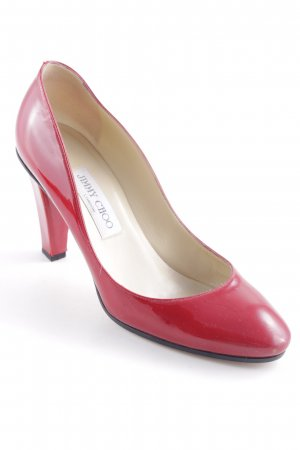 Jimmy Choo High Heels rot Elegant