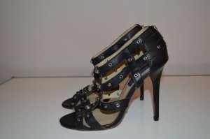 Jimmy Choo High Heels Sandaletten, Gr. 40