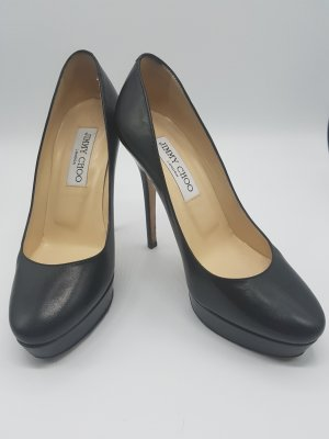 JIMMY CHOO High Heels schwarz/36
