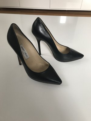 Jimmy Choo High Heels schwarz