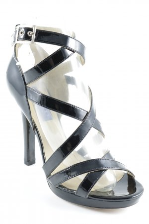 Jimmy Choo High Heels schwarz Casual-Look