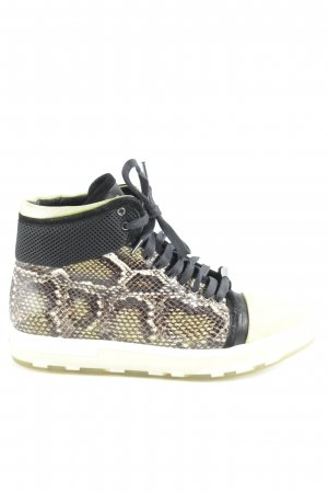 "Jimmy Choo High Top Sneaker ""Bronx Acid Yellow"""
