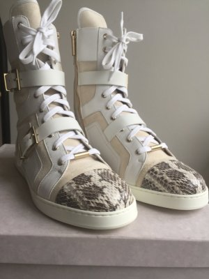 Jimmy Choo Hightop Sneaker 41