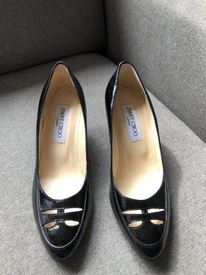 Jimmy Choo kitten heels 36