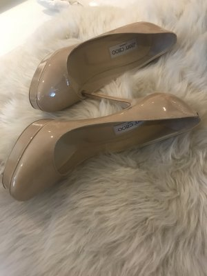 Jimmy Choo Lack High Heels