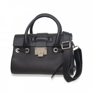 Jimmy Choo Leather Medium Rosalie Bag