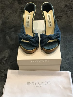 Jimmy Choo Pantoletten