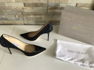 Jimmy Choo / Pumps / Higheels neu Glitzer