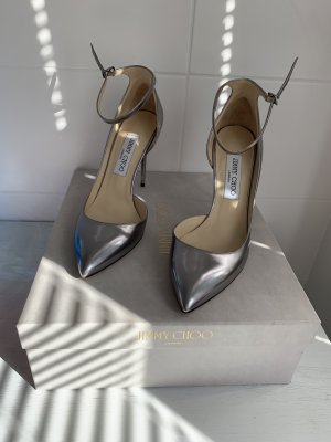 Jimmy Choo Pumps in metallic 39.5