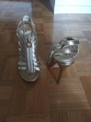 jimmy choo sandalen gold 37,5