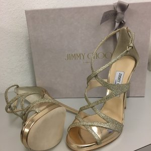 Jimmy Choo Sandalen in Gr. 39,5