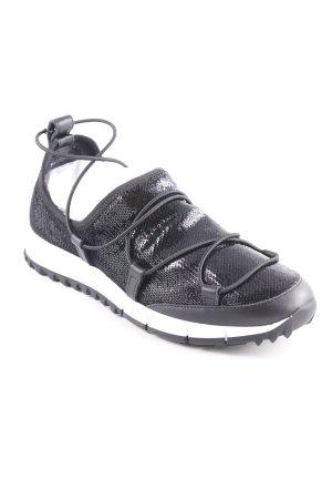 """Jimmy Choo Schlüpfsneaker """"Andrew Low Sneaker Black"""""""