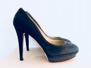 Jimmy Choo Schuhe Plateau Pumps 38,5