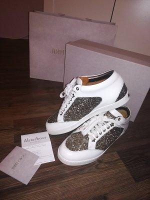 Jimmy Choo Sneaker Gr 39 Miami wNeu