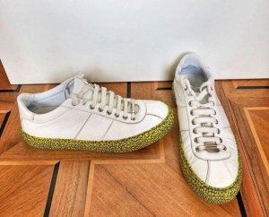 Jimmy Choo Sneaker Schuhe Limited Edition