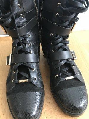Jimmy Choo Sneaker schwarz